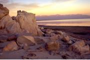 Antelope Island State Park Gate