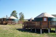 Photo: WELLS, YURT